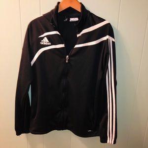Adidas | men's clima 365 zip up running jacket